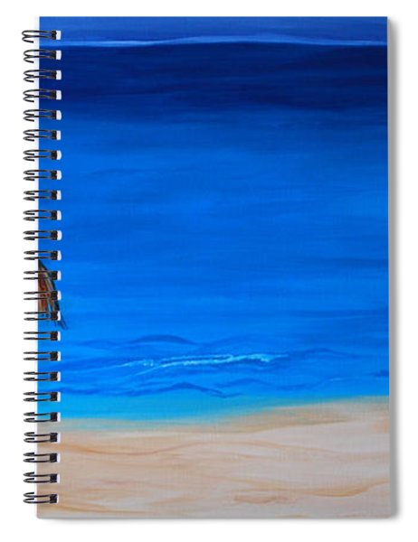 I Dream Of You Spiral Notebook