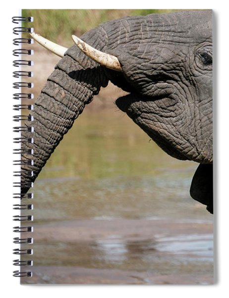 I Feel Happy Spiral Notebook