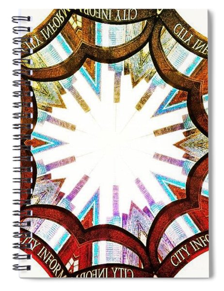 I Got Your City Right Here Spiral Notebook