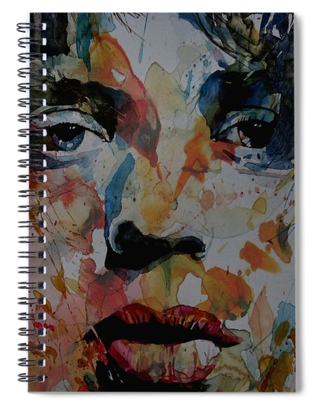 I Know It's Only Rock N Roll But I Like It Spiral Notebook