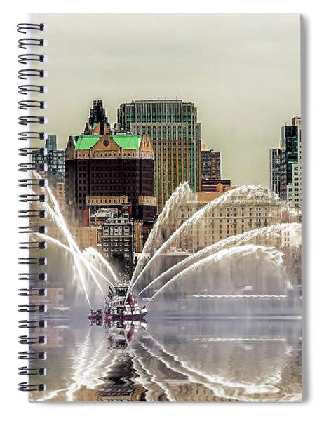 I Love My Job Spiral Notebook