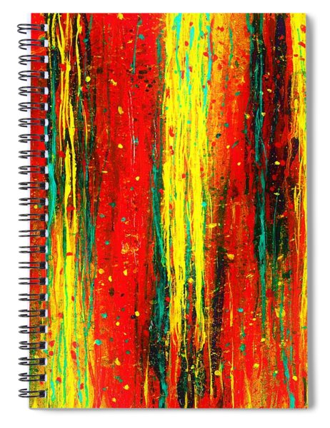 I Melt With You Spiral Notebook