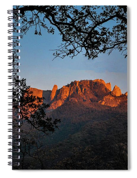 I See The Light Spiral Notebook