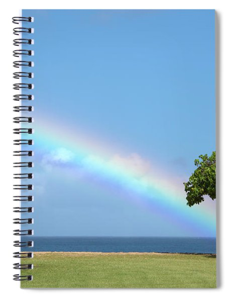 I Want To Be There Spiral Notebook