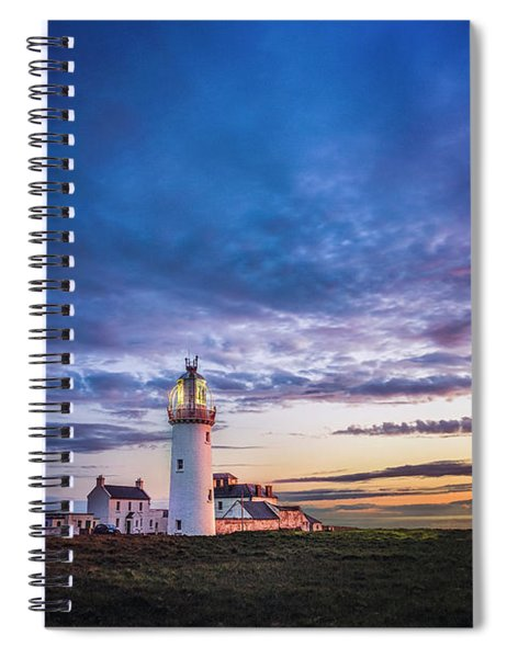 I Will Follow You Into The Dark Spiral Notebook
