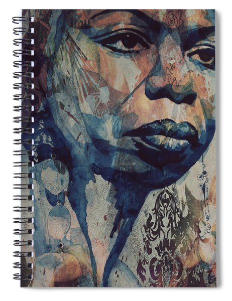 I Wish I Knew How It Would Be  Feel To Be Free Spiral Notebook