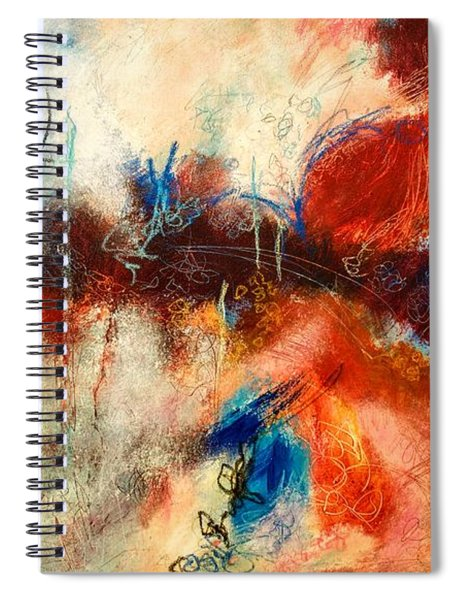 Ice Cream From Ear To Ear Spiral Notebook