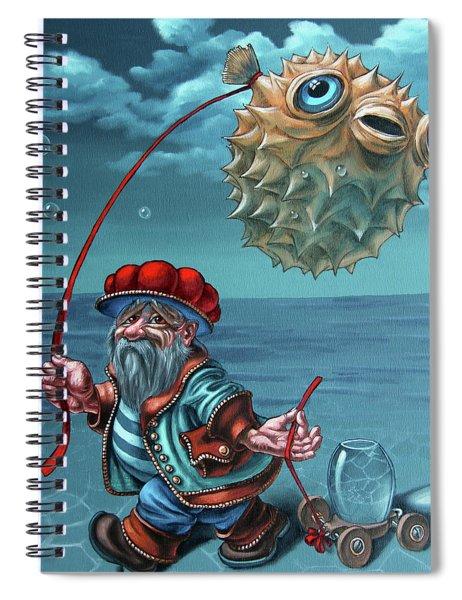 Ichthyologist Spiral Notebook