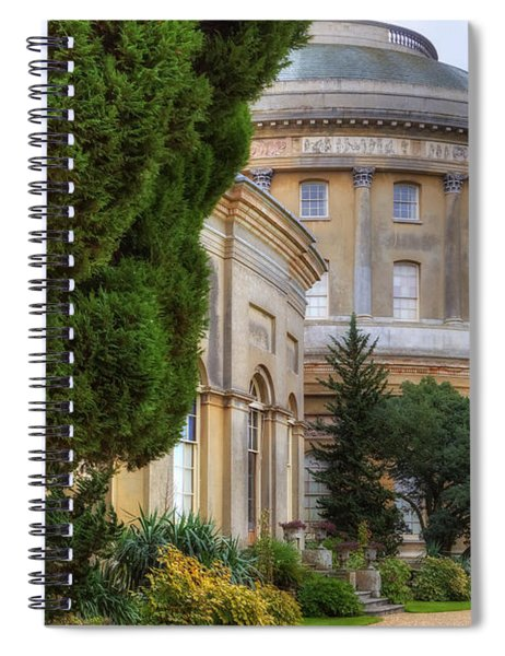Ickworth House - England Spiral Notebook