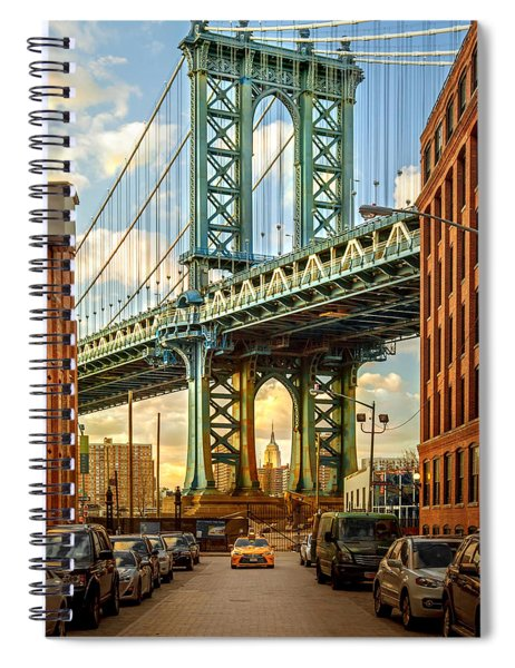 Iconic Manhattan Spiral Notebook