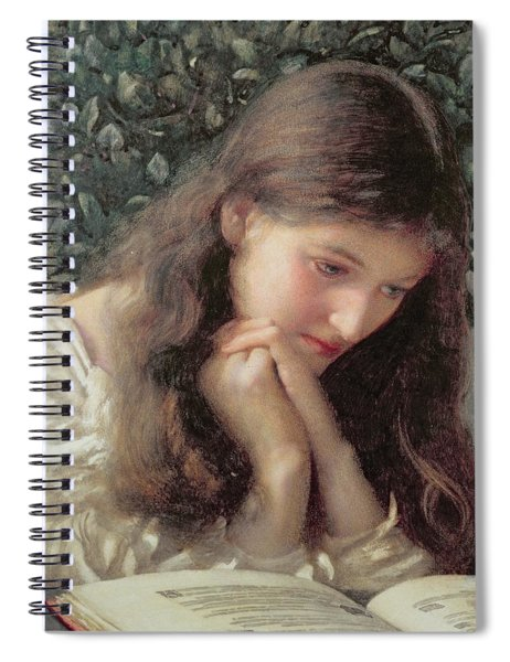 Idle Tears Spiral Notebook