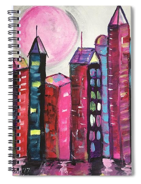 If Girls Ruled The World  Spiral Notebook