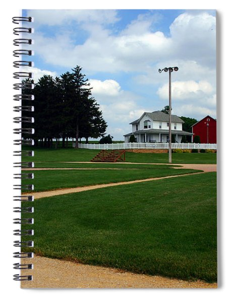 If You Build It They Will Come Spiral Notebook