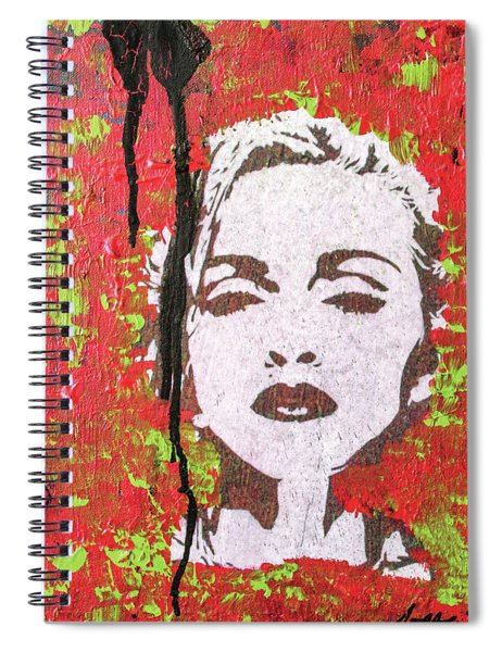 If You Want Me Let Me Know Spiral Notebook