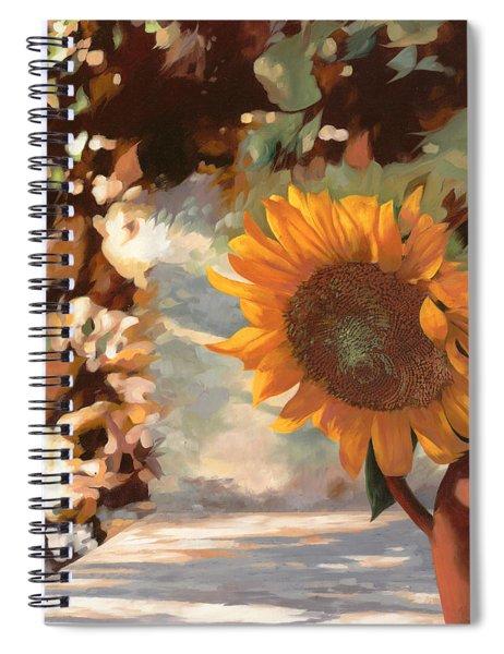 Il Girasole Spiral Notebook