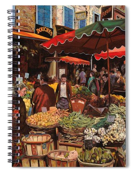Il Mercato Di Quartiere Spiral Notebook