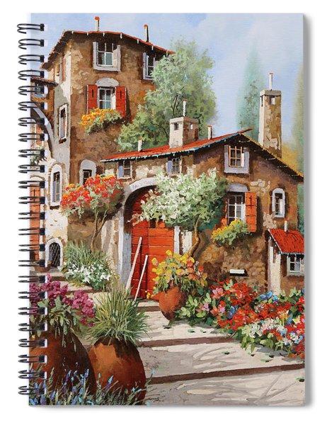 Il Villaggio Spiral Notebook