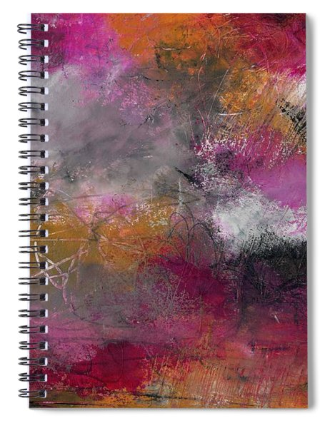 Ill Be On My Own Spiral Notebook