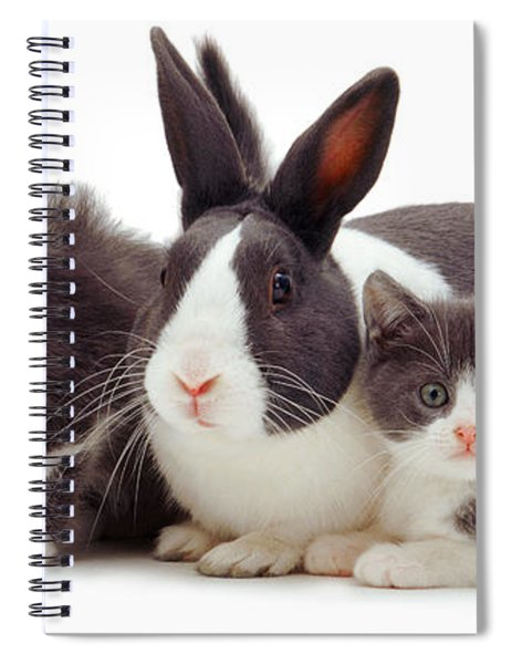 I'm Bun Of The Family Spiral Notebook