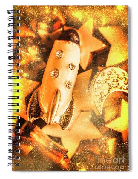 Imaginary Adventure Spiral Notebook