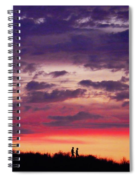 Imagine Me And You Spiral Notebook