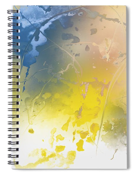 Hidden Valley Spiral Notebook