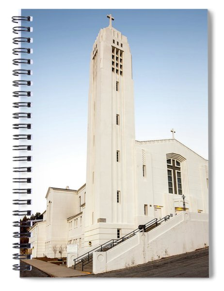 Immaculate Conception Catholic Church Spiral Notebook