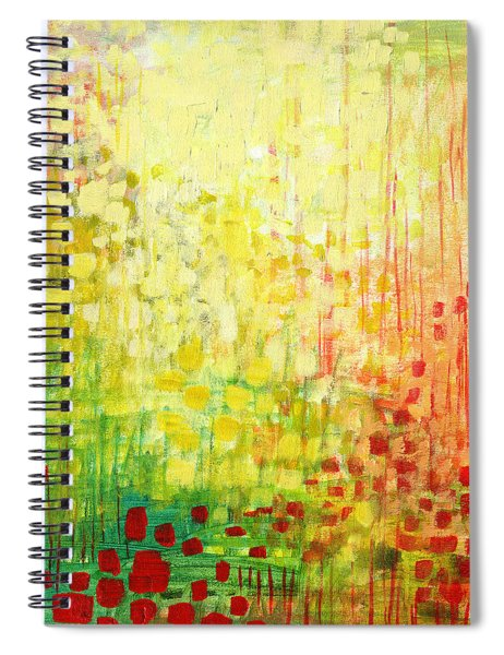Immersed No 2 Spiral Notebook