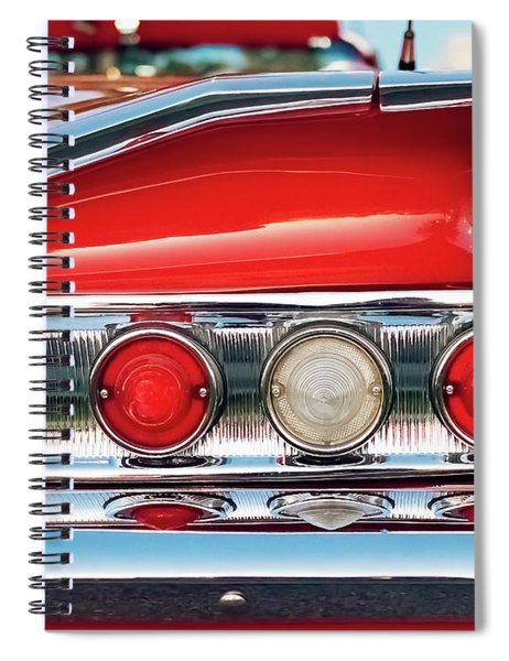Impala Ss Convertible Spiral Notebook