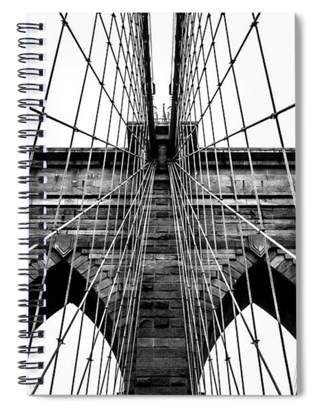 Imposing Arches Spiral Notebook
