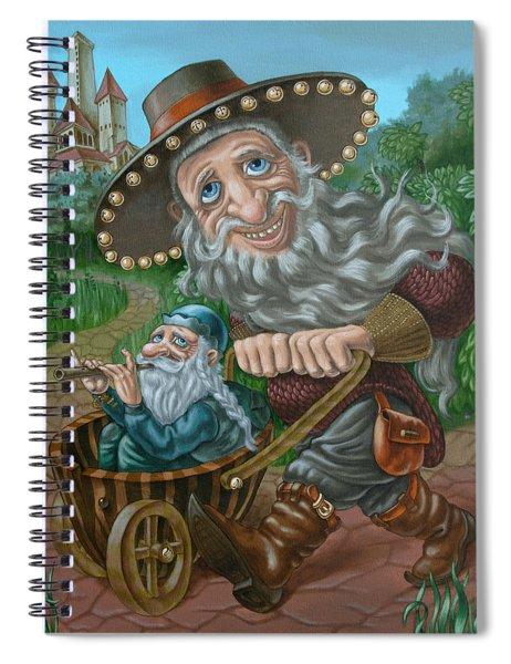 Impresario Spiral Notebook