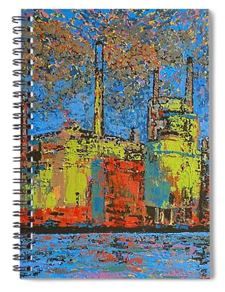 Impression - Irving Mill Spiral Notebook