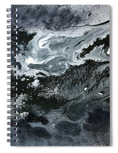 In Ashes Spiral Notebook