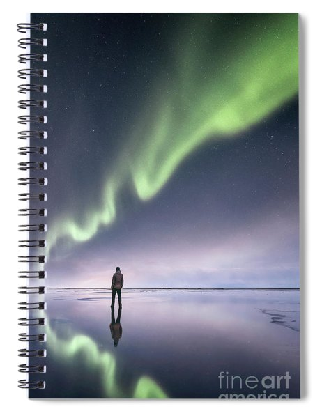 In Awe Spiral Notebook