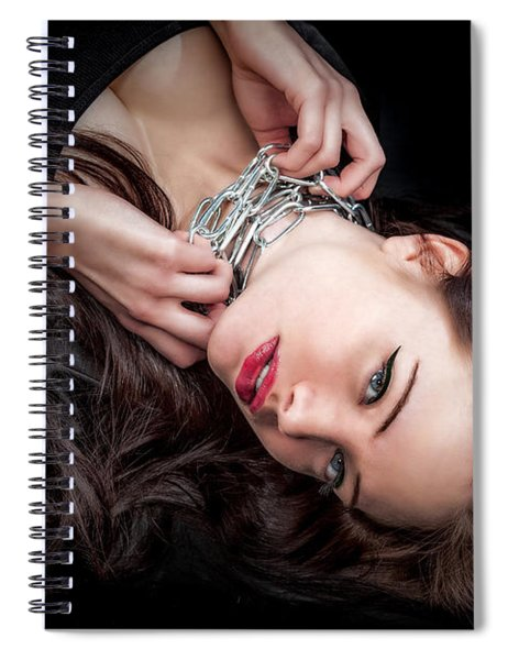 In Chains Spiral Notebook