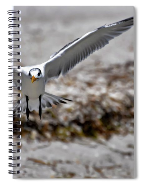 In Coming Spiral Notebook