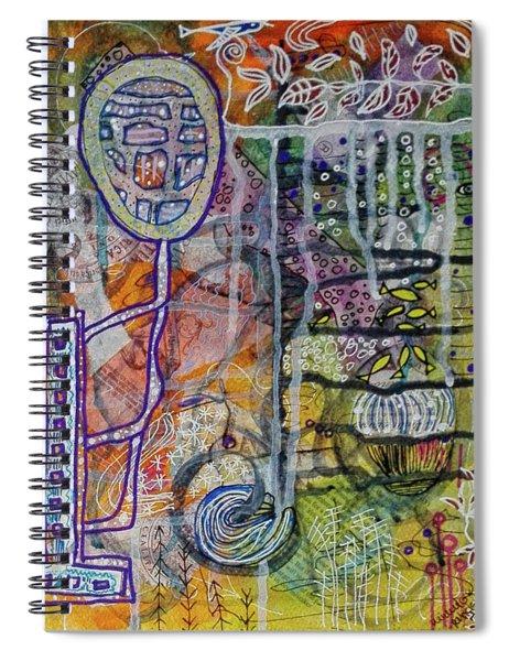 In Depth Spiral Notebook