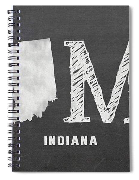 In Home Spiral Notebook
