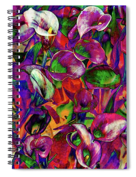 In Living Color Spiral Notebook