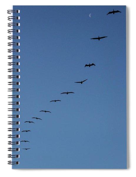 In Rhythm Spiral Notebook