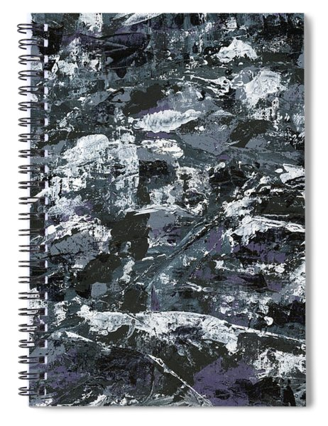 In Rubble Spiral Notebook