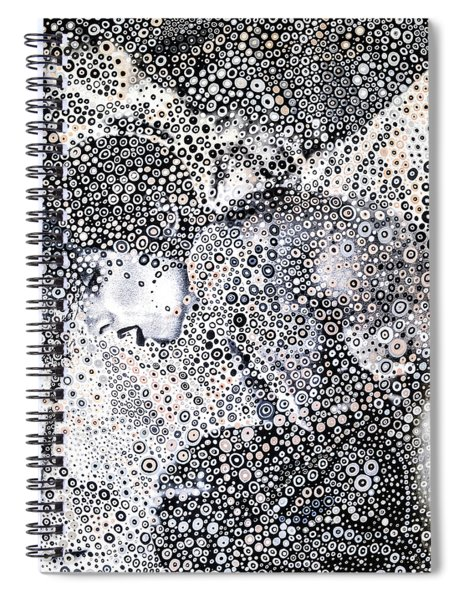 In Search For The Self Spiral Notebook