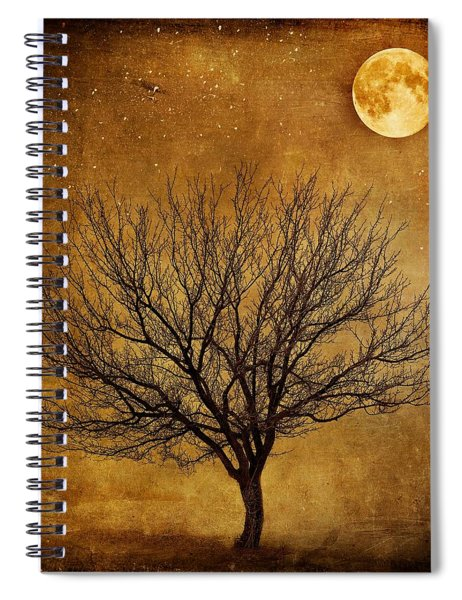 In The Air Tonight  Spiral Notebook by Movie Poster Prints