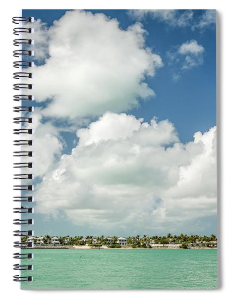 In The Keys Spiral Notebook