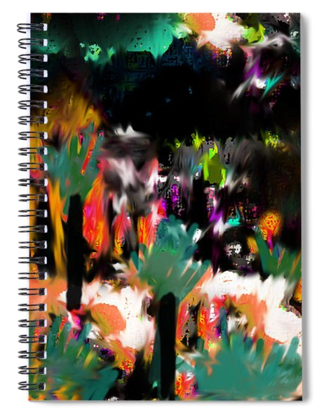 In The Little Kingdom  Spiral Notebook