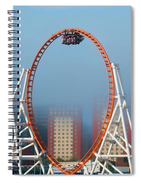 In The Loop Spiral Notebook