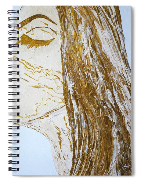 In The Moment Spiral Notebook