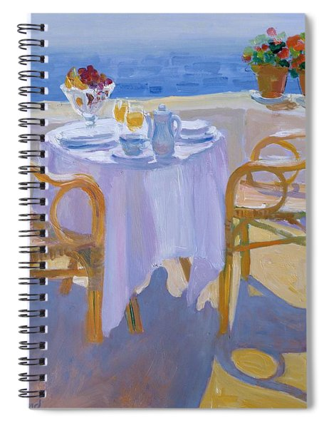 In The South  Spiral Notebook by William Ireland