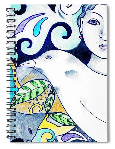 In The Spirit Of Unity 1 Spiral Notebook