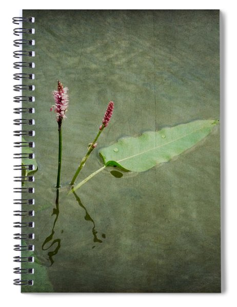 In The Stillness... Love Whispers My Name Spiral Notebook